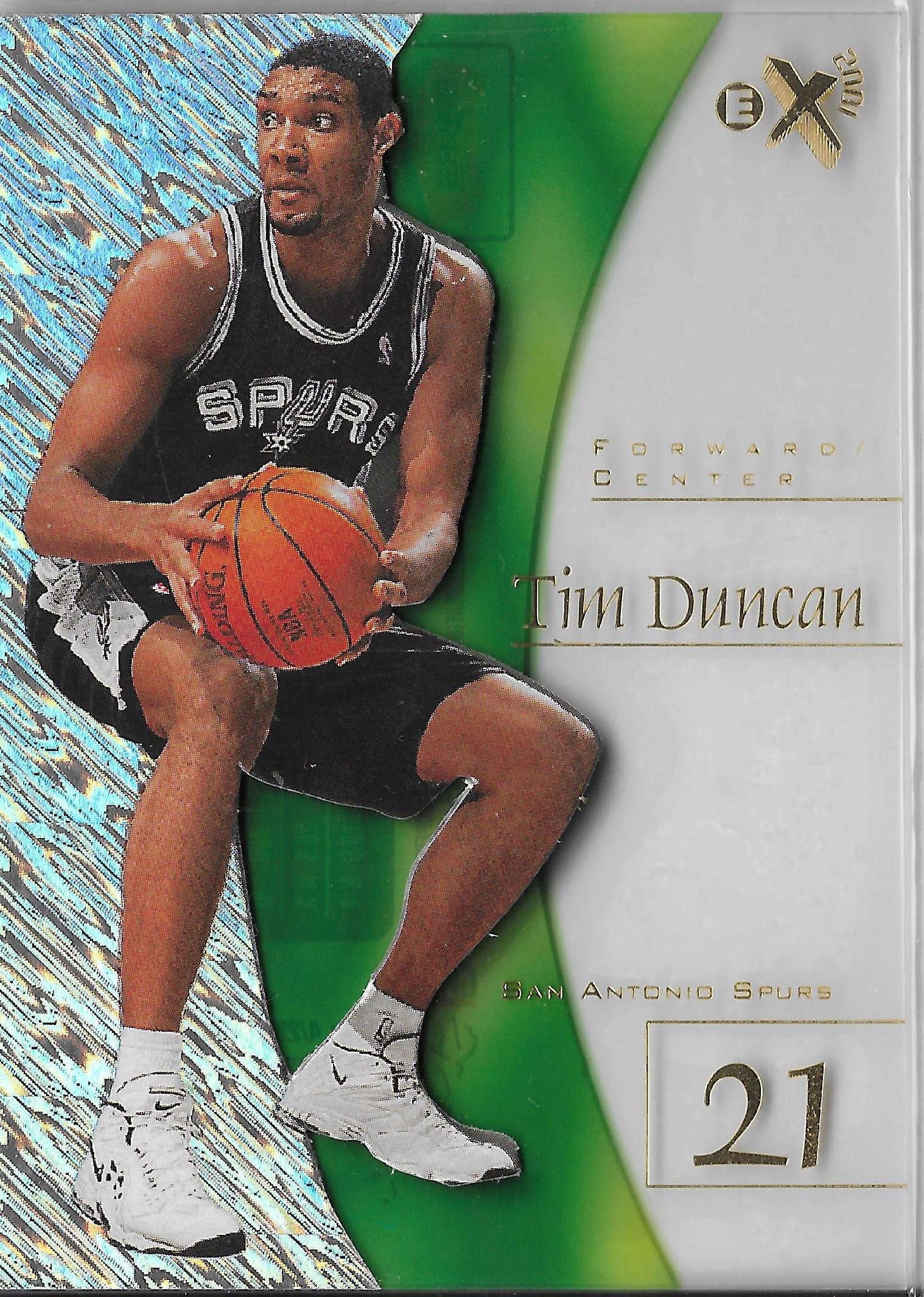 Top 10 Favorite Tim Duncan Cards In My Collection Hoopshobby
